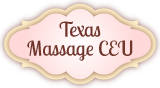 Texas Massage CEU